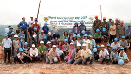 TVIRD expects its employees to have a strong awareness of social and environmental issues facing the mining industry.