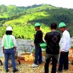 Bayog Subanens mine tour 01 - Dec 2013