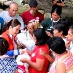 Tubay and Surigao relief