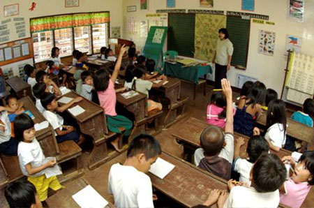 multigrade teaching in philippines A review of the qualitative research onmultigrade instruction multigrade classroom instruction is a korea, maldives, nepal, thailand, philippines, sri.